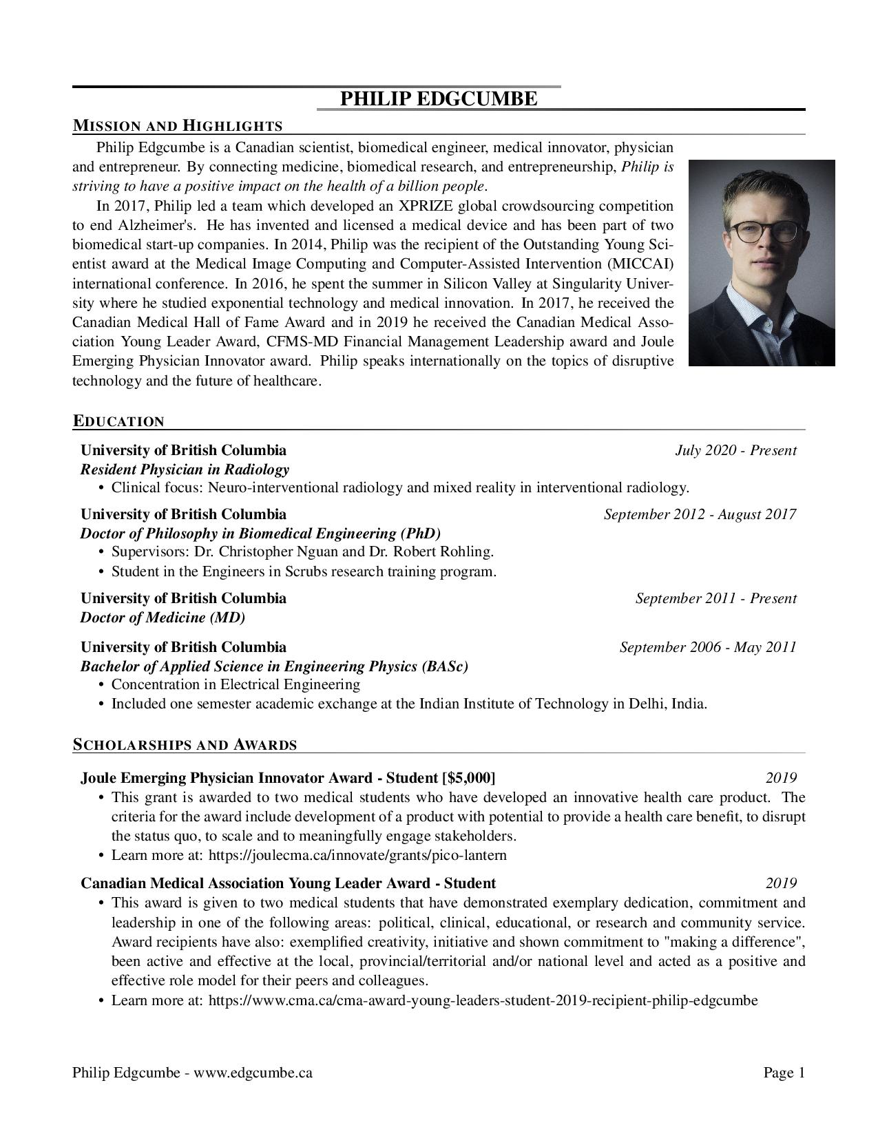 November-2020-Philip-Edgcumbe-Resume-8-pages-page-001